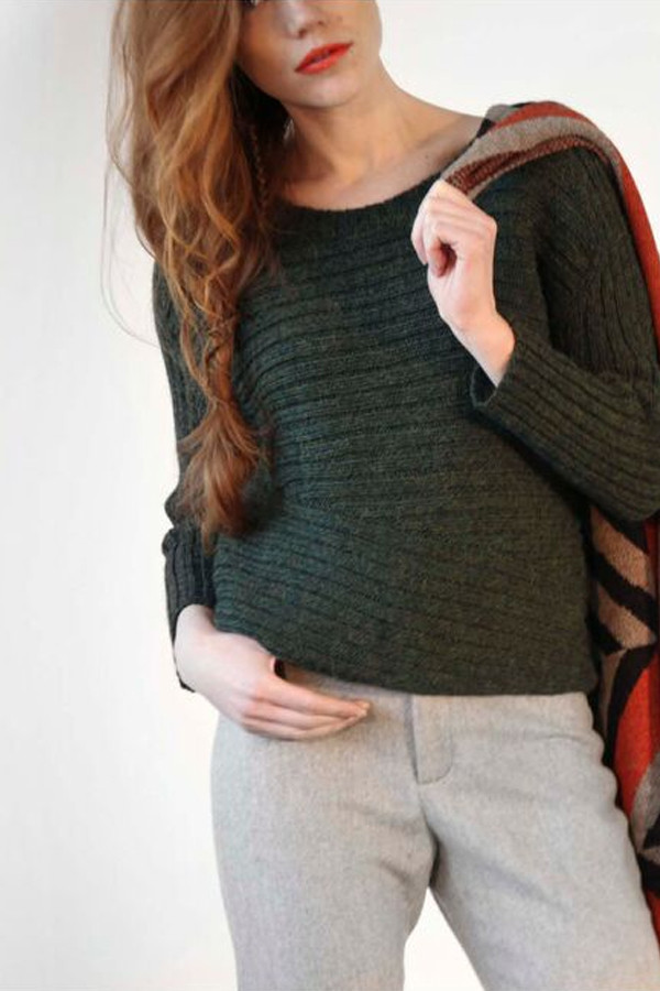 Kordal Alpaca Sweater