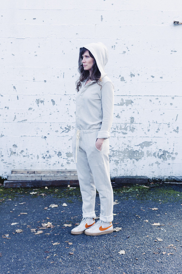 Marcus Jumpsuit - sweater