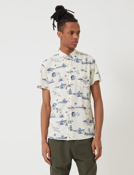 Deus Ex Machina Ralph Springs Shirt - Ecru