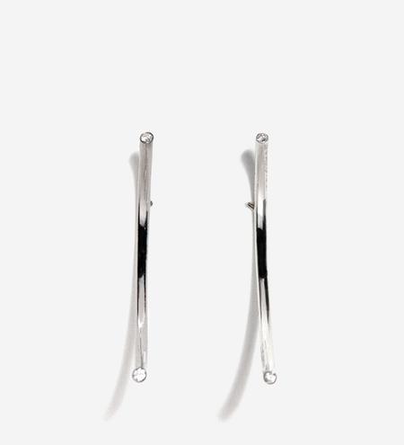 LUZ ORTIZ Semicircle Earring
