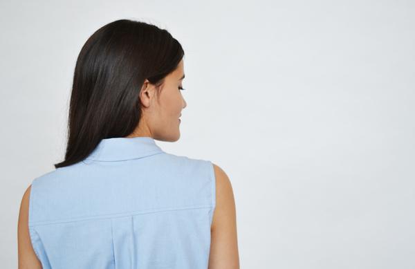 Lumiere Sleeveless Shirtdress