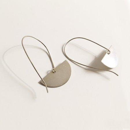 Bijoux B Dusk Earrings - SILVER