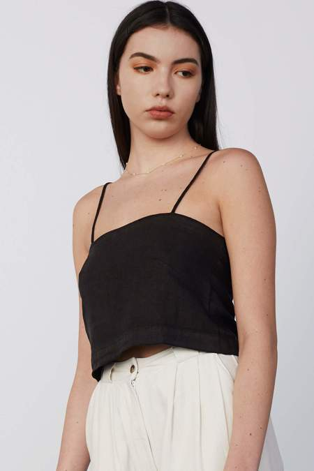 Decade Dana Top - Black