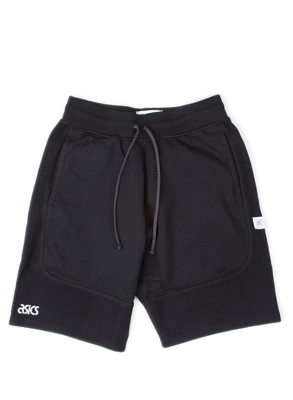 Men's Reigning Champ Asics/RC Short Black