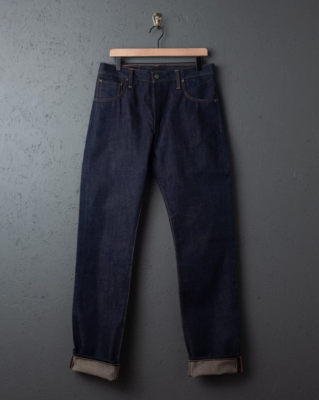 Left Field NYC Greaser Jeans - 15 oz denim