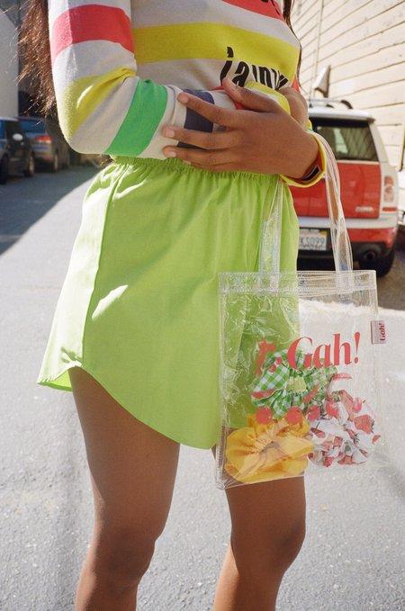 Lisa Says Gah Capri Short - Sprout
