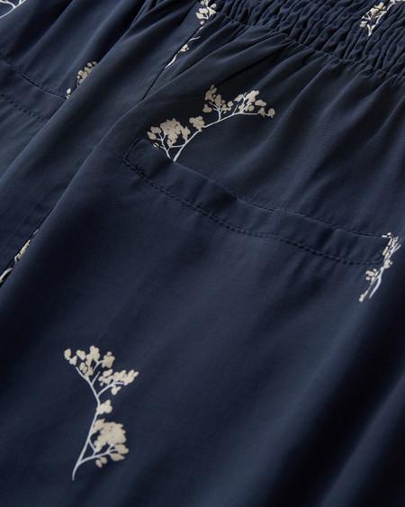 Minimum Ironette Pants - Navy
