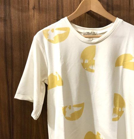 Noujica Solaire Top - offwhite/yellow