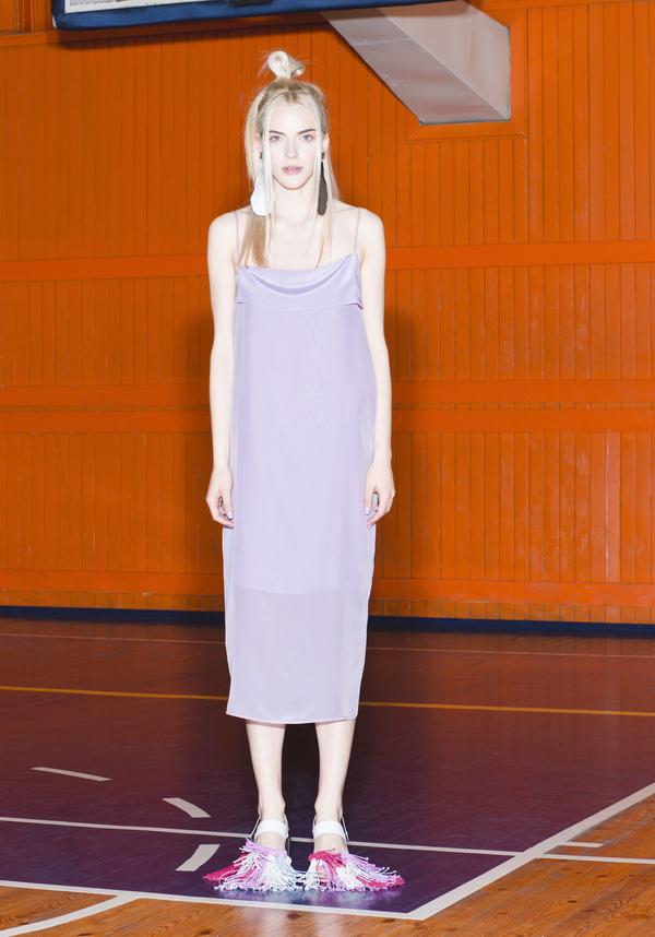 D. Efect Devon Dress