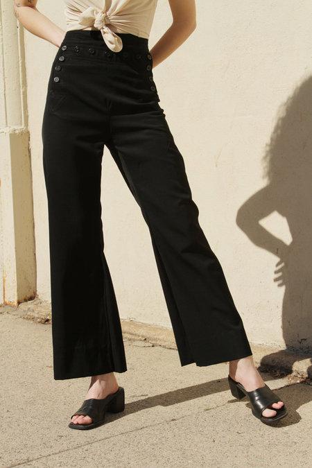 170edf724321 Vintage Sailor Pant - Black ...