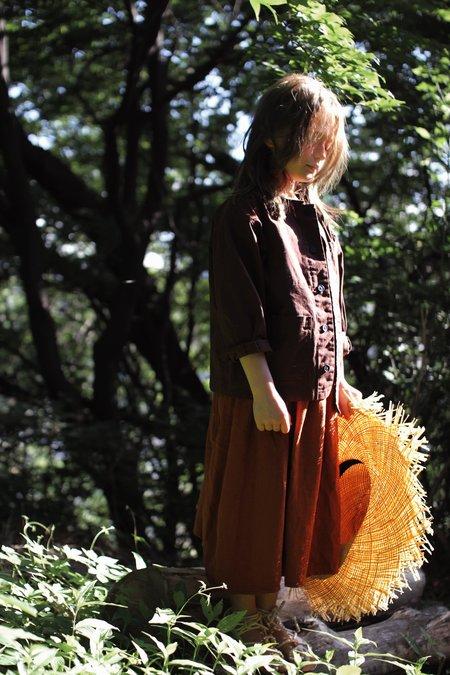 KIDS Tambere Insk Dress - Sienna