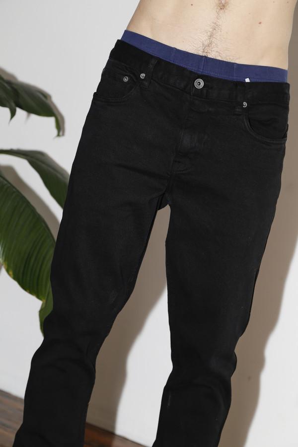 Men's Robert Geller Cotton RG3 Straight Jean