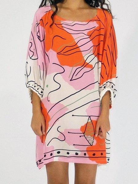 Hui-Hui Dress - Fantasya Drawn