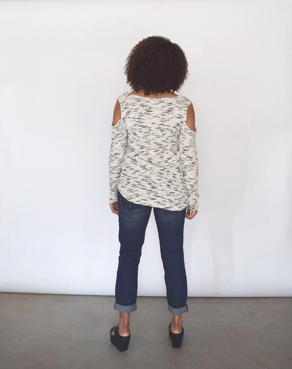 LNA Del Amor Sweater