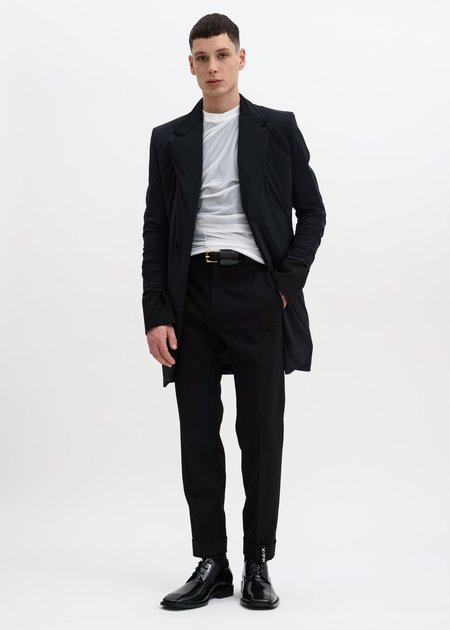Y/project Covered Belt - Black