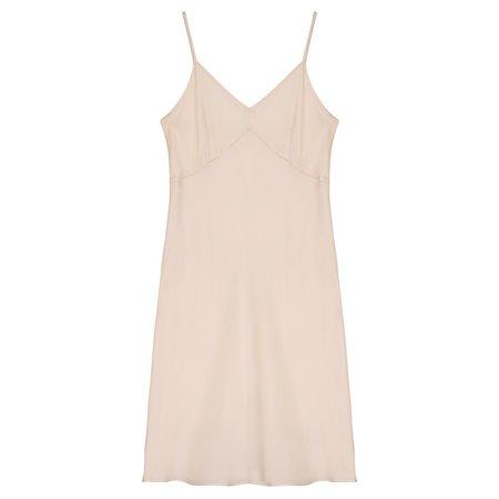 KENT under-apparel PLOW Organic Silk Slip - Blush