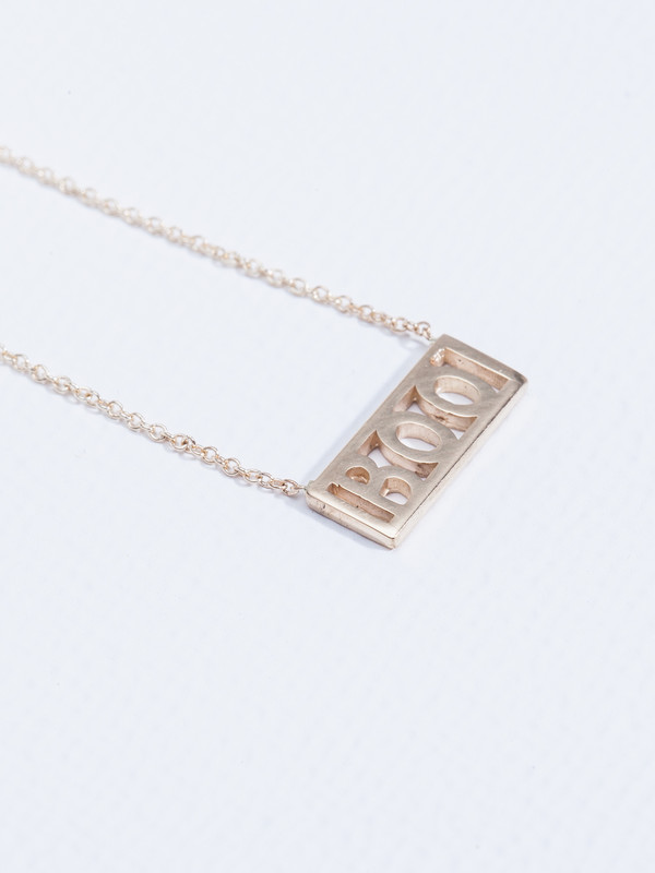WINDEN Boo Necklace