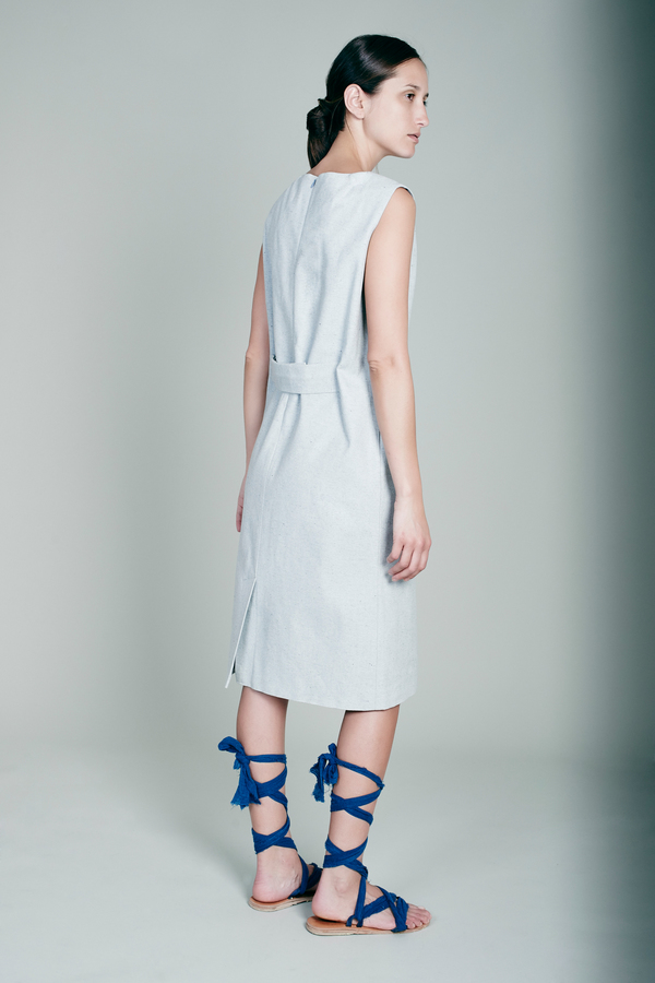 William Okpo Penni Jersey Dress