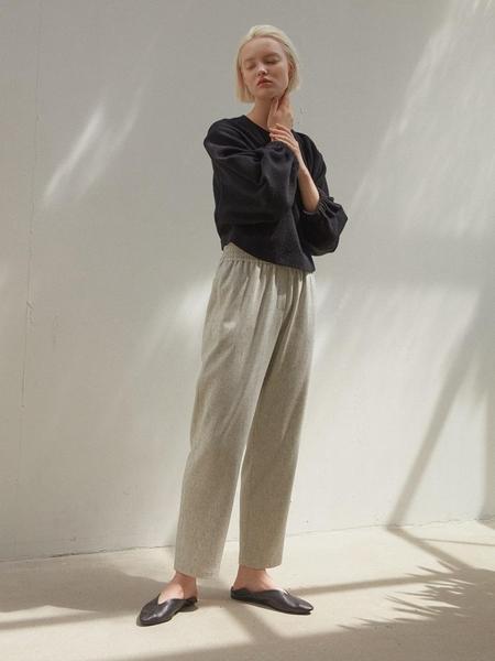 CHUNGPEPE Softie Pants - Light Grey