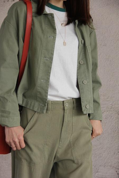 Lacausa Brushed Jane Jacket