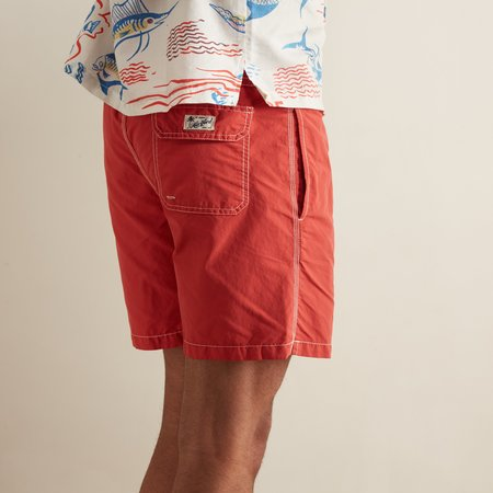 Hartford Swim Trunks - Tomato