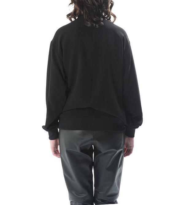 NOMIA Cutout Sweatshirt
