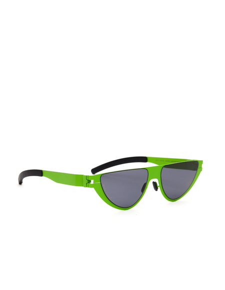 Mykita + Martine Rose Kitt Sunglasses - New Lime