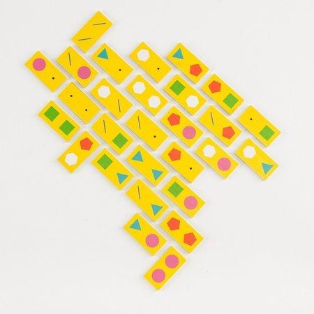 Fredericks & Mae Dominoes - Shape