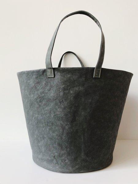 Uashmama Washable Paper Bucket Bag Large