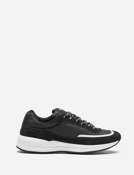 A.P.C. Running Homme Trainers - Black