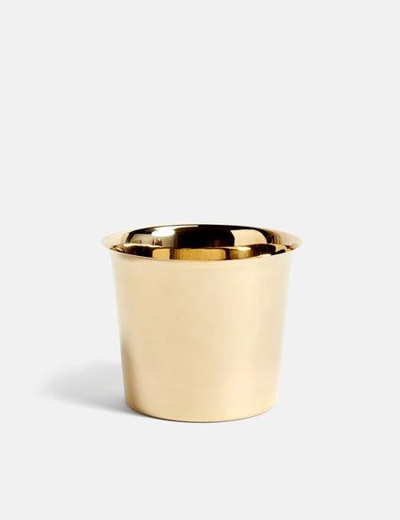 Hay Large Botanical Family Pot - Brass