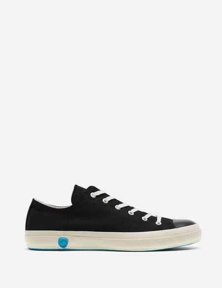 Shoes Like Pottery 01JP Low Canvas Sneakers - Black
