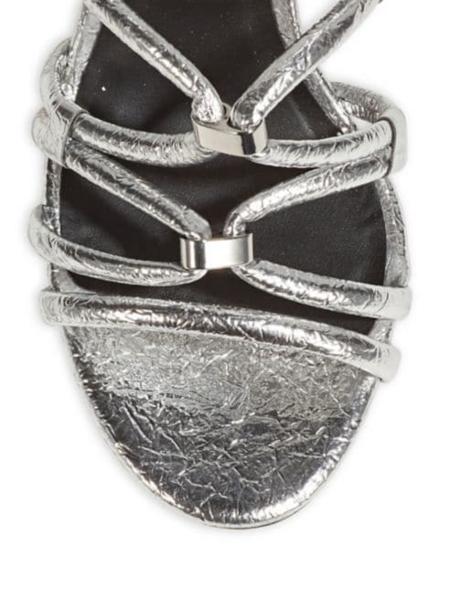 Rebecca Minkoff Apolline Heel - Silver