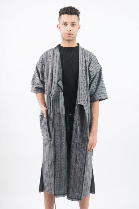 Julian Zigerli Alpine Kimono Coat