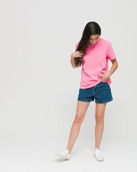 Loreak Smile T-Shirt - Pink