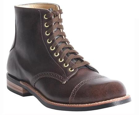 Canada West Shoes Moorby Boot - Daly Café