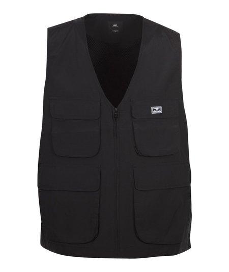 Obey Ceremony Technical Vest - Black
