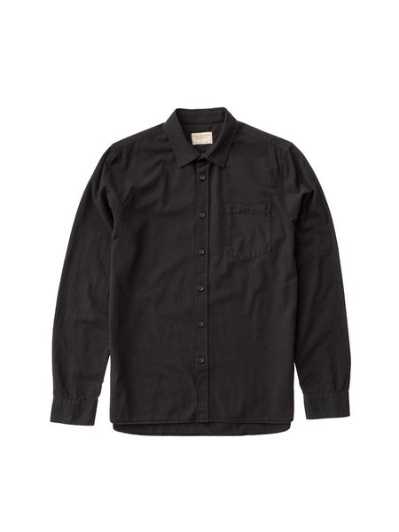 f664bf6e2e2 Nudie Jeans Henry Batiste Garment Dye - Black