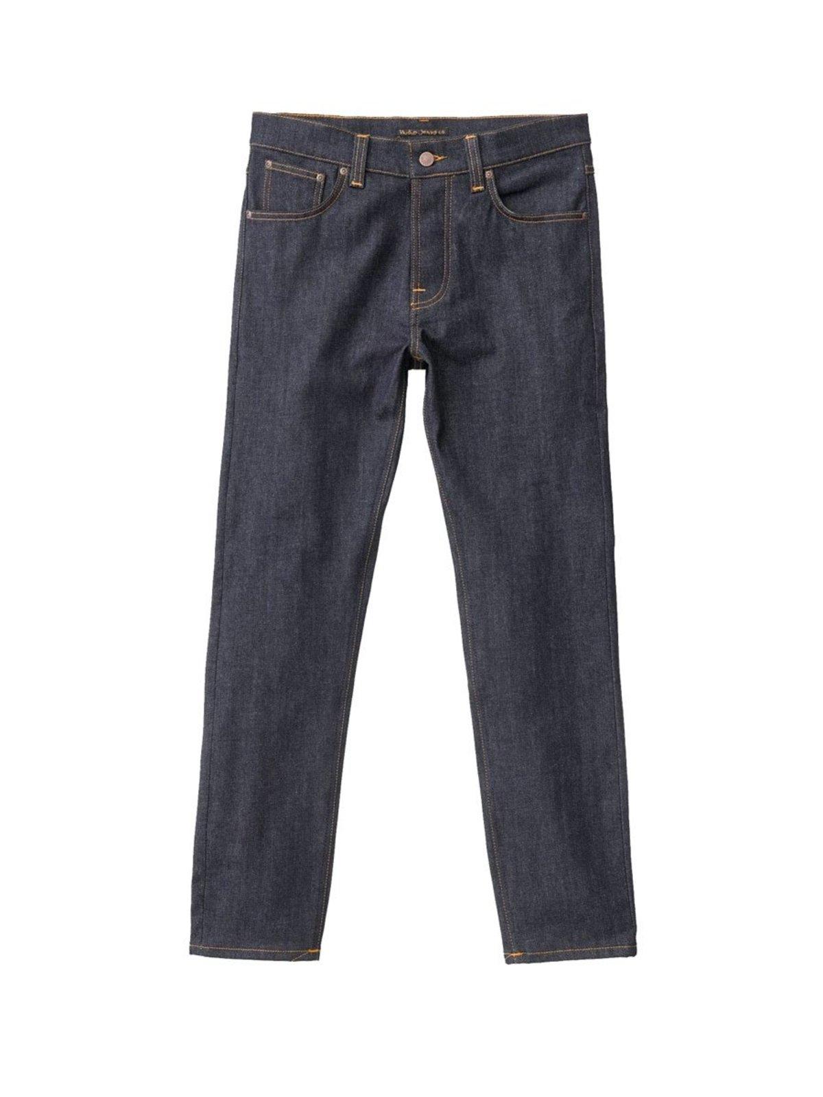 Nudie Men/'s Jeans Trousers Regular Tapered Fit Blue,Black Small Error