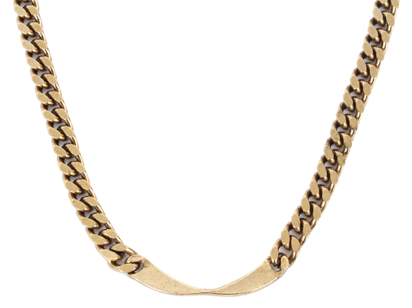 Bones + Feathers Collective Fauceted Collar