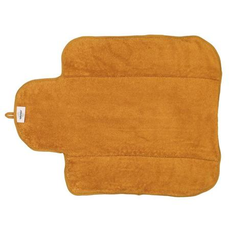 KIDS Moumout Paris Go Changing Mat - Mustard Yellow