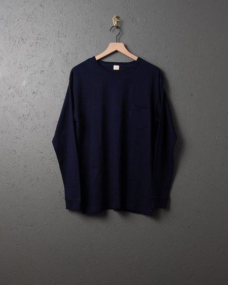 3sixteen LS Heavyweight Pocket T-Shirt
