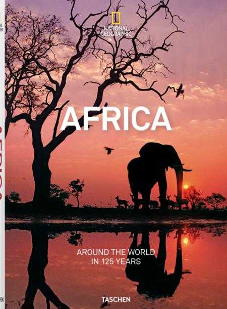 Taschen Around the World in 125 Years. Africa