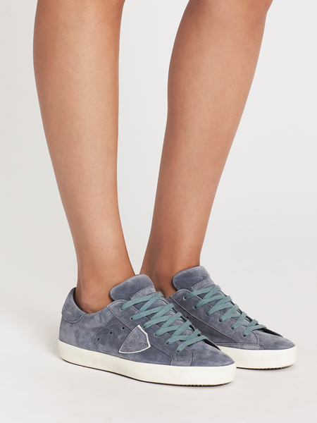 Philippe Model Paris Sneaker - Suede Jeans
