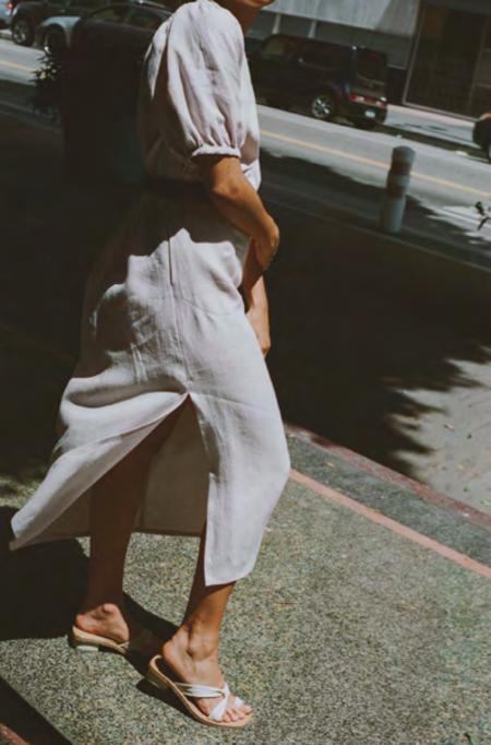 Town portobello dress - aster