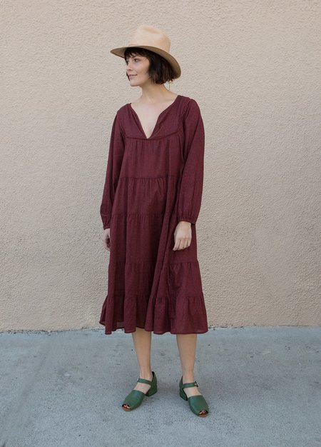 Lacausa Savannah Dress - Jam