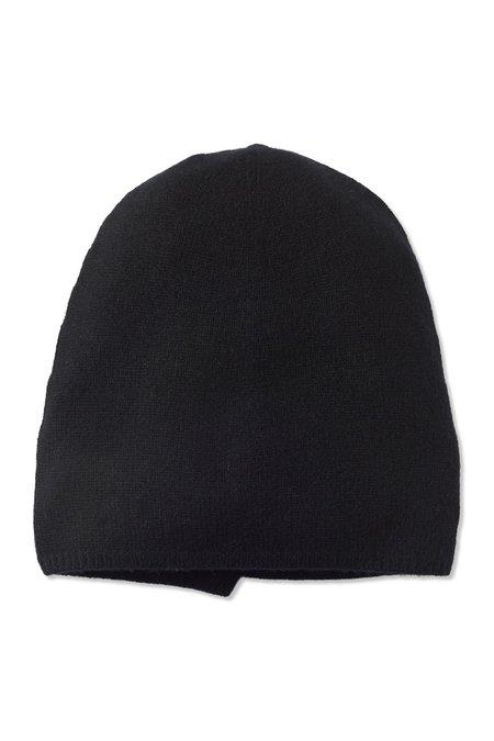 Oyuna Ika Cashmere Hat - Black
