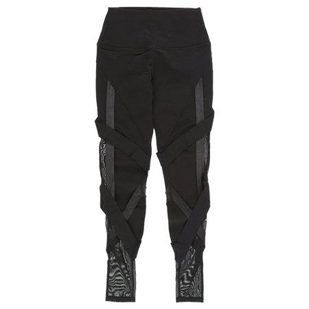 Alo Yoga High Waist Bandage Legging - Black