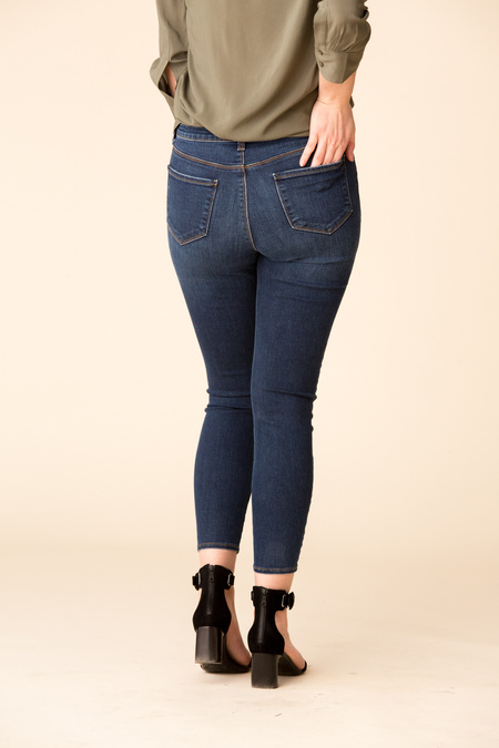 L'Agence Margot High Rise Skinny Jeans - Tuscan