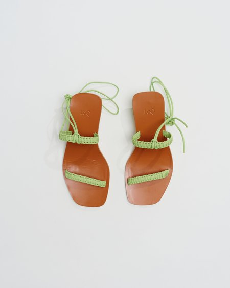 LOQ Leona - Pomelo Leather